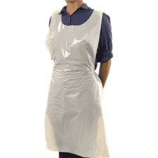 Disposable 20gsm Aprons (Pack of 1000)