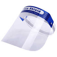Reusable Face shields (Pack of 10)